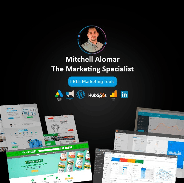 Mitchell Alomar - Digital Marketing